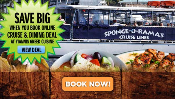 Dining & Cruise Special